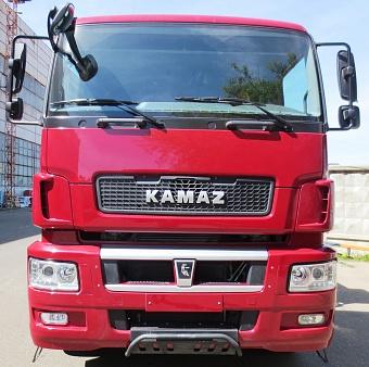 """KAMAZ-65201-21010-43 """"Люкс"""""""