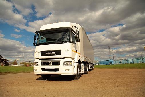 Седельный тягач KAMAZ-5490-NEO